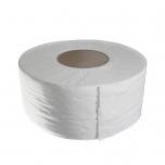 HW 白色大号双层卫生卷纸 - 12/箱