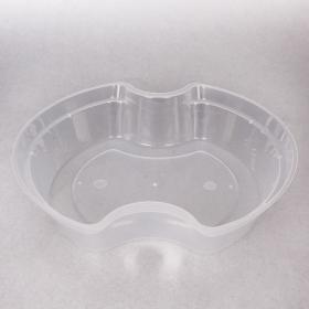 汤碗分隔盘 (适用 HT 36 oz. 圆形塑料碗套装) - 300/箱