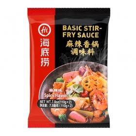海底捞 麻辣香锅调味料 220克/包 - 34包/箱