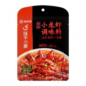海底捞 麻辣小龙虾调味料 200克/包 - 32包/箱