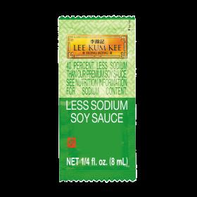 李锦记 减盐酱油包 8ml  - 500包/箱