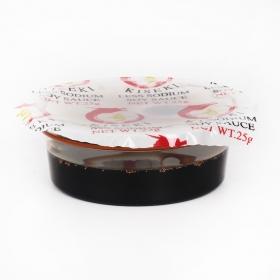 酱油盒 (低盐) 0.25克/盒 - 360盒/箱