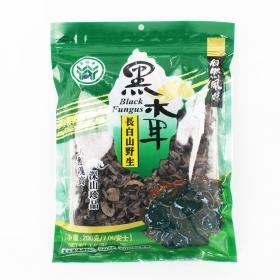 长白山野生黑木耳 200 g/包 - 32包/箱