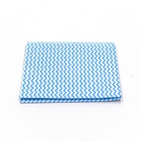 厨房毛巾 蓝格 - 900/箱