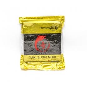 寿司海苔 半切 特级金 100张/包 - 80包/箱