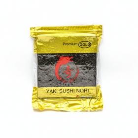 寿司海苔 全型 特级金 50张/包 - 80包/箱