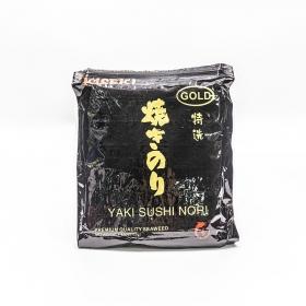 寿司海苔 全型 特选金 50张/包 - 80包/箱