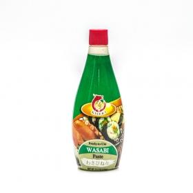 Wasabi Paste Bottle 375 g - 24/Case