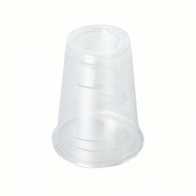 WS 透明塑料冷饮杯 16 oz. - 1000/箱
