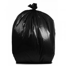 """加厚黑色垃圾袋 23"""" X 46"""" #46 XXXHD - 40/箱"""