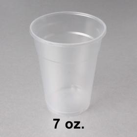 透明塑料杯 7 oz. - 1200/箱
