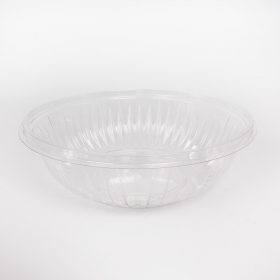 Dart 圆形透明塑料碗套装 24 oz. - 252/箱