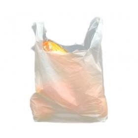 白色塑料袋 1/10 - 1000/箱