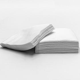 """HW 9"""" X 9"""" 白色饮料纸巾 - 2300/箱"""