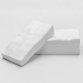 "HW 7"" X 13.5"" 白色长折纸巾 - 8000/箱"