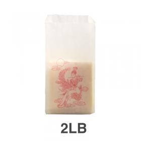 Kari-Out 2 lb. 印花春卷蜡纸 - 6000/箱