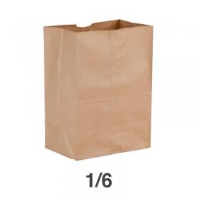 牛皮纸袋 1/6 - 500/箱