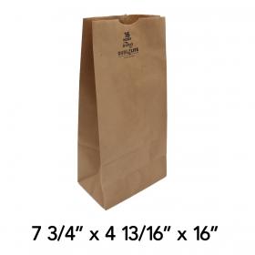 Duro Husky 16磅 加厚牛皮纸袋 - 400/箱