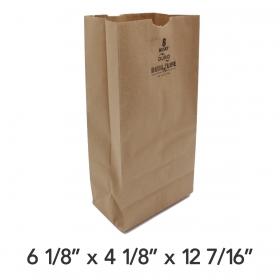 Duro Husky 8磅 加厚牛皮纸袋 - 400/箱
