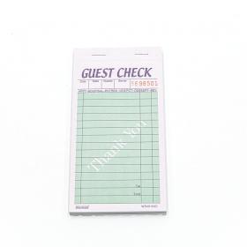 WS 账单纸 - 50/箱
