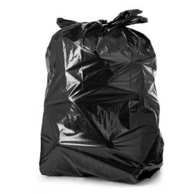 """黑色垃圾袋38"""" X 22"""" #39 - 28/箱"""