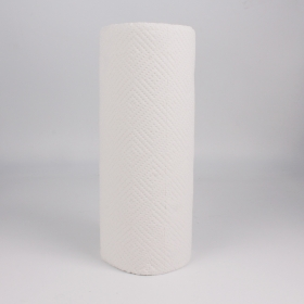 """白色双层厨房纸 11"""" X 8"""", 70张/卷 - 30卷/箱"""
