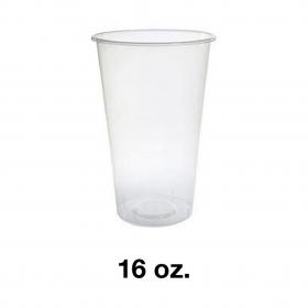 90 PP 透明冷饮硬杯 16 oz. - 1000件/箱
