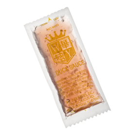 WY 酸梅酱包 10克 - 500包/箱