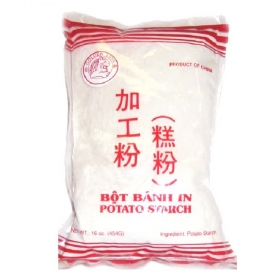 Golden Lion Bakery Powder 16 oz./Bag - 50 Bags/Case