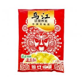 乌江涪陵 脆口榨菜 175克/包 - 100包/箱