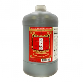 Shao Shsing Cooking Wine 3L/Bottle - 4 Bottles/Case