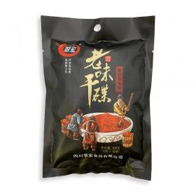 翠红 老味干碟 100克/袋 - 40袋/箱