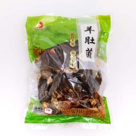 羊肚菌  170g/包 - 24 包/箱