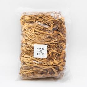 茶树菇 3号 1 lbs/包 - 20 包/箱