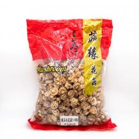 精品白花菇 3-4 cm 5 lbs/包 - 6 包/箱