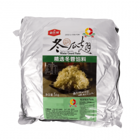 冬蓉(冬瓜翅)5 kg/包 - 4 包/箱