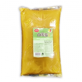 白莲蓉 5 kg/包 - 4 包/箱