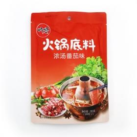 川崎火锅底料 浓汤番茄 200克/袋 - 20袋/箱