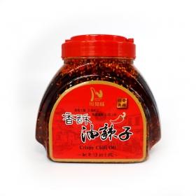 香酥油辣子 700克/罐 - 12罐/箱