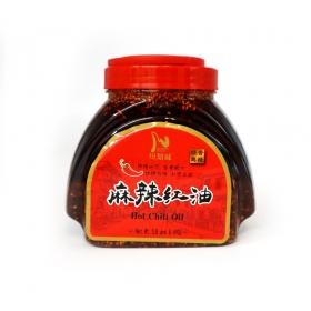 麻辣红油 700克/罐 - 12罐/箱