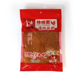 六婆辣椒面 香辣蘸料 1磅装 - 20袋/箱