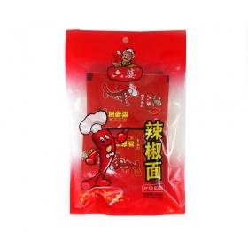 六婆特色干碟辣椒面 100克/袋 - 40袋/箱