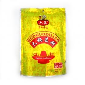 六婆半固态复合调味料 580克/袋 - 20袋/箱