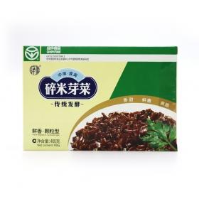 宜宾碎米芽菜 400克/袋 - 40袋/箱