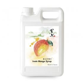 爱文芒果汁 5.5磅/桶 - 4桶/箱