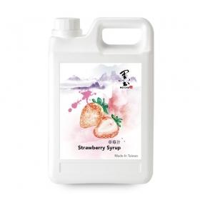 大湖草莓汁 5.5磅/桶 - 4桶/箱