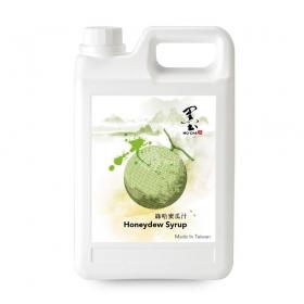 绿哈密瓜汁 5.5磅/桶 - 4桶/箱